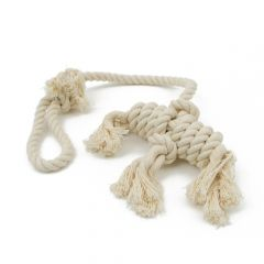 Great&Small Knotted Rope Tug 38cm