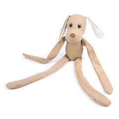 Great&Small Natural Canvas Doggie Long Legs 50cm