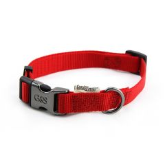 Great&Small Adjustable Collar Red