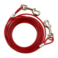 Great&Small Tie Out Cable For Dogs Under 22kg