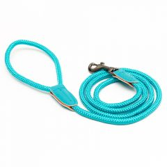 Great&Small Penrose Rope Lead Blue 161x0.9cm