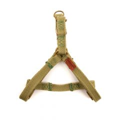 Great&Small Khaki Country Canvas Harness