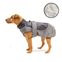 Great&Small Active Reflective Camouflage Raincoat