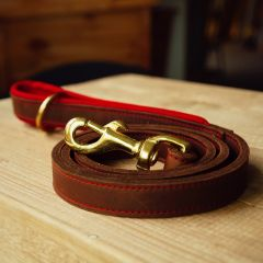 Hawkhurst Leather Red Lead