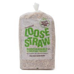 Great&Small Loose Straw 1kg - 100% Compostable Bag