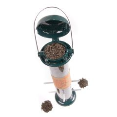 Great&Small Premium Thistle Seed Feeder
