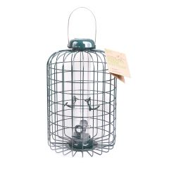 Great&Small Squirrel Proof Premium Seed Feeder