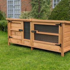 Great&Small Guinea Pig Hutch 1.5m