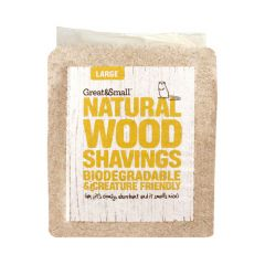 Great&Small Wood Shavings (Delivery Surcharges Apply)