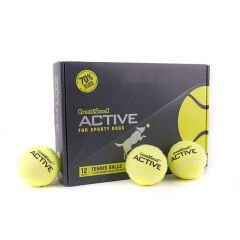 Great&Small Tennis Balls 12 Pack