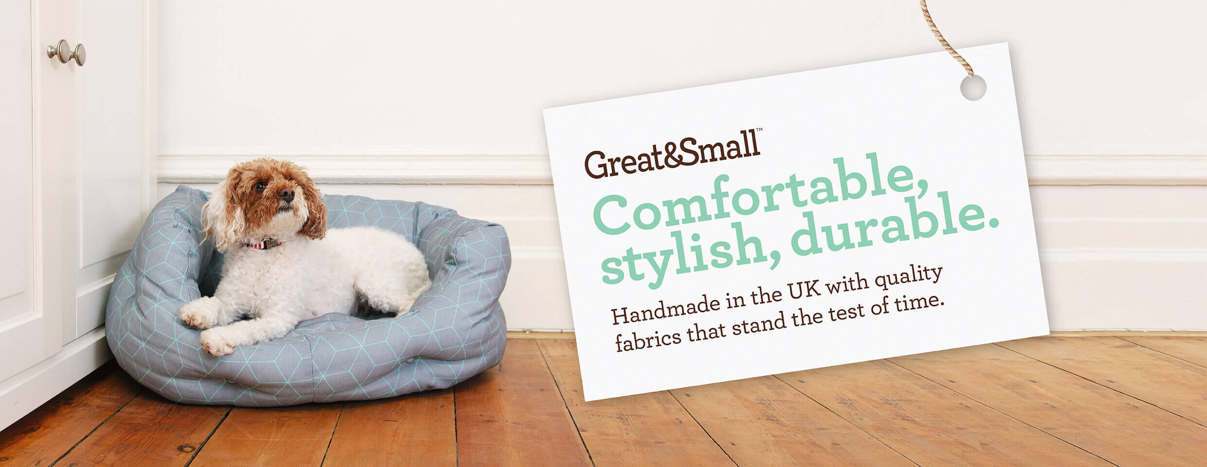 Great&Small - Handmade Dog Beds